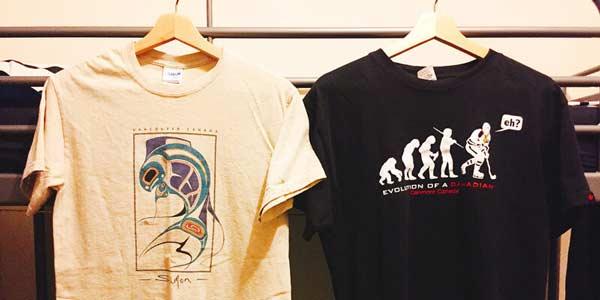 例えば、セレクトショップでTシャツを販売するとします