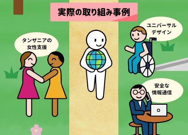 SDGs わかりやすく解説 03