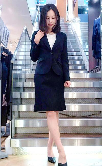 セミタイトスカートで女性らしく♡ 🍓azu🍓さん