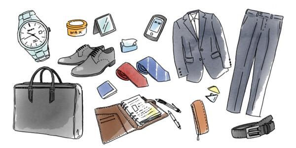 メンズリクルートスーツの準備は万全ですか?