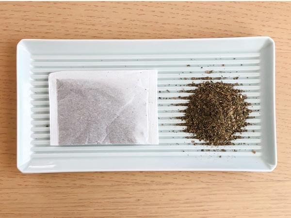 「Honjien tea」(ほんぢ園)  中身はこちら