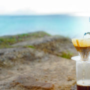 コーヒーは「蒸らし」が命