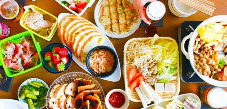 出前アプリ、レシピ動画で、世界食旅行を楽しみませんか