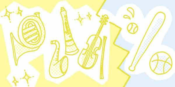 例えば、全国大会に毎年出場するような吹奏楽部があったとしましょう