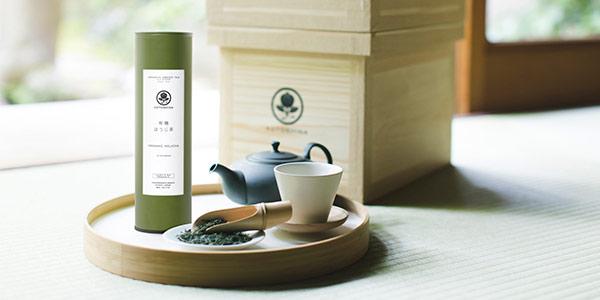 おすすめプレゼント⑥ ほうじ茶「KOTOSHINA 有機ほうじ茶」