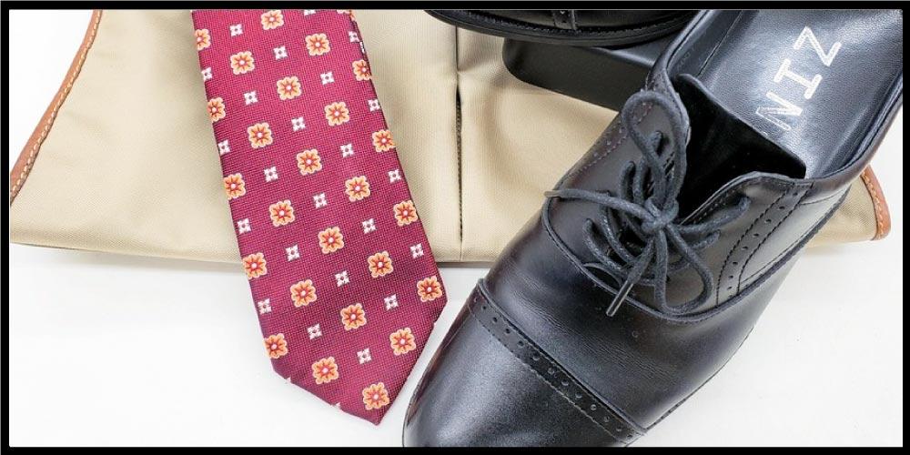 600種類もの取り扱いで、多くの男性に満足のいくネクタイ選びの場を提供しているFAIRFAX(フェアファクス)