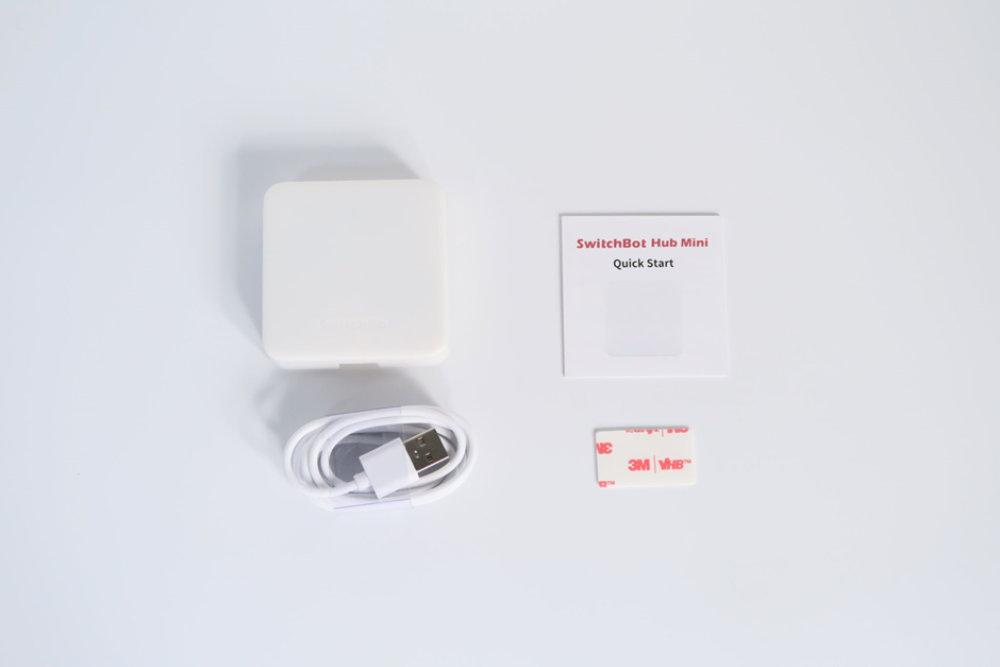 スマートリモコン(SwitchBotハブ)