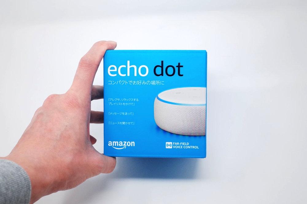 スマートスピーカー(Amazon Echoシリーズ)