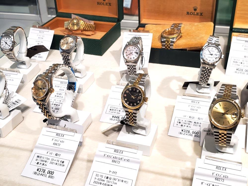 本日の表参道店の掘り出し物②「ROLEX(ロレックス)の時計」
