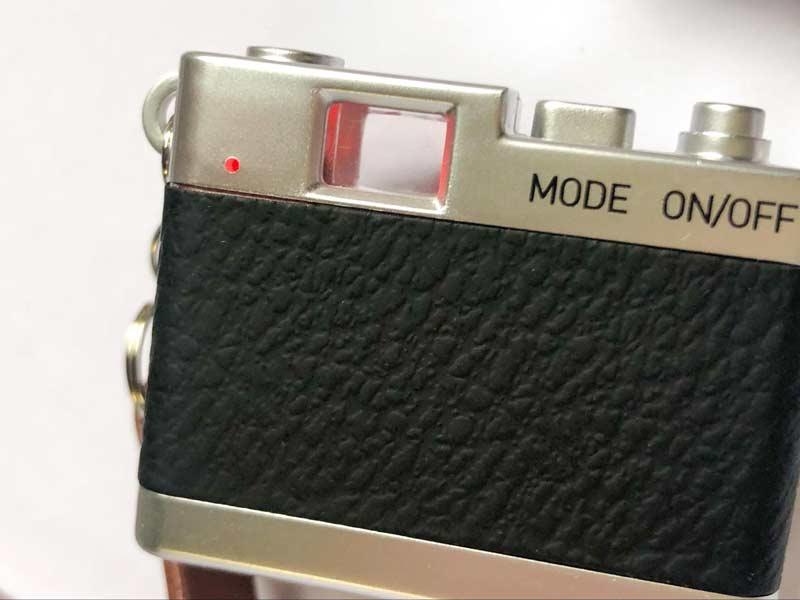 写真、動画、音声メモのモードを切り替える